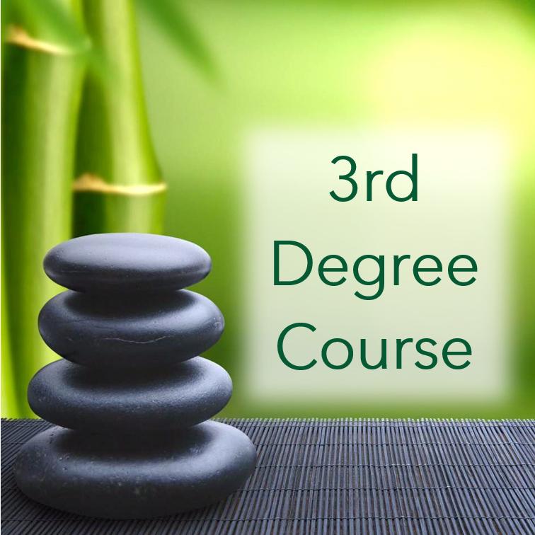 Zoom 3rd Degree RM Teacher Course 9 Sept