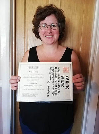 Amy with  certificate (2).jpg