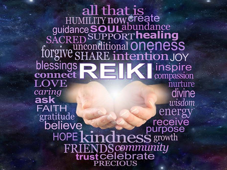 The Many Benefits of Practicing Reiki