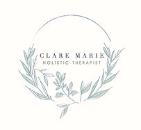 Clare Marie Holistic Therapy_Final Logo_