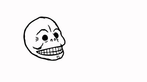 CHEAP MONDAY animated logo
