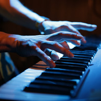 Keyboard player london