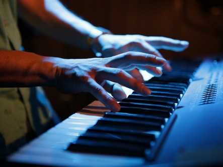 Learn Musical Notations on Keyboard with Darius D'souza