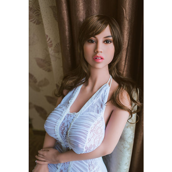 Venice - 152cm H-Cup Curvy Sex Doll with Banana Breast and Large Aerola