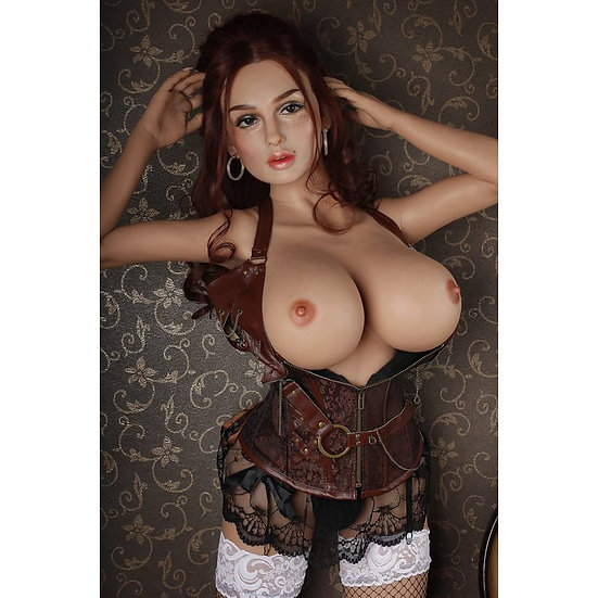 Pepper - 151cm G-cup Ultra Realistic Full Silicone Babe
