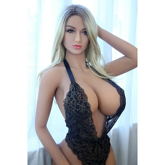 Victoria - 161cm Ultra Sexy Real Blonde Doll