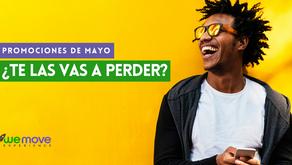 ¡Revisa aquí las promos y novedades de Mayo 🛎🔍!