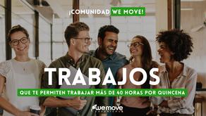 ¡Trabajos que permiten trabajar a estudiantes internacionales más de 40 horas por quincena 🏃🏼♀️!