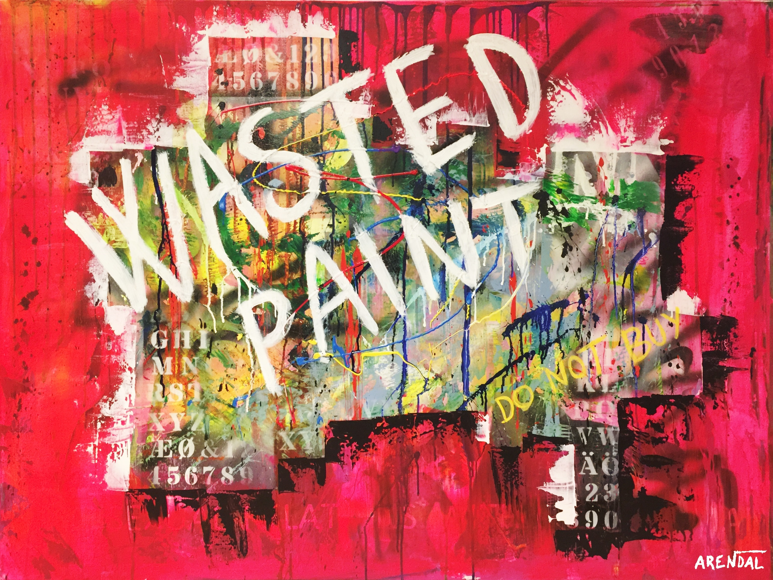 Wasted Paint 2