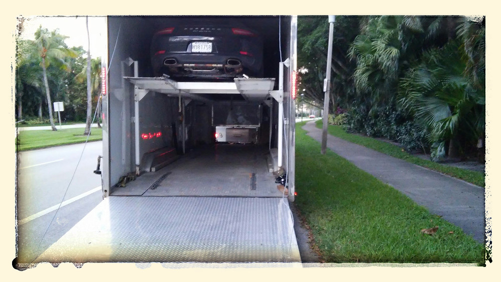 Step by Step Auto shipping process