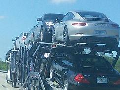 shipping a car to Elpaso, TX