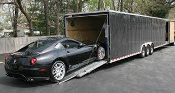 Car Shipping El Paso, Enclosed