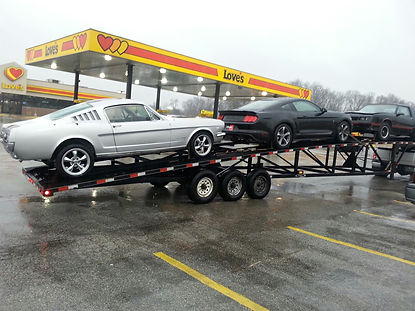 Car Transport Colorado Springs