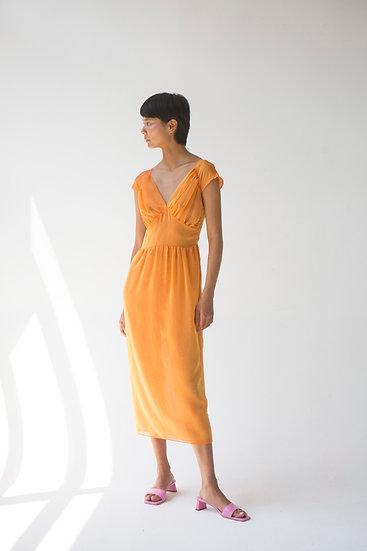 Alma Chiffon Dress