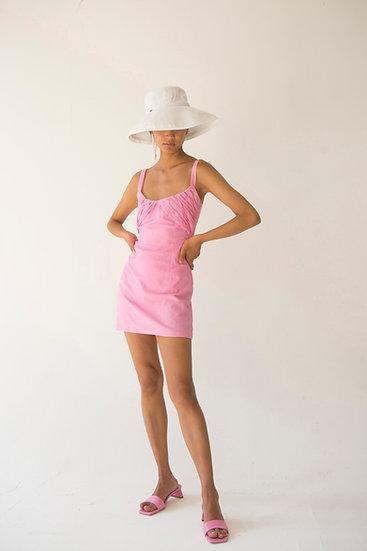 Maral Linen Dress