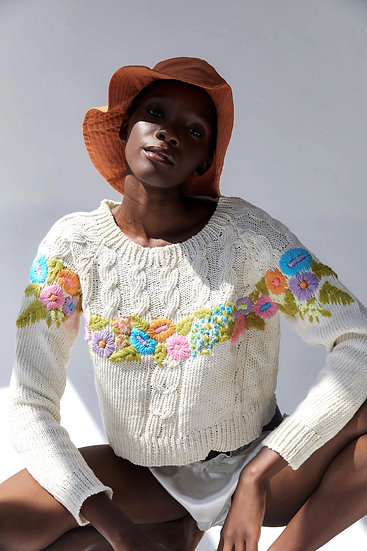 Pipa Knit Sweater