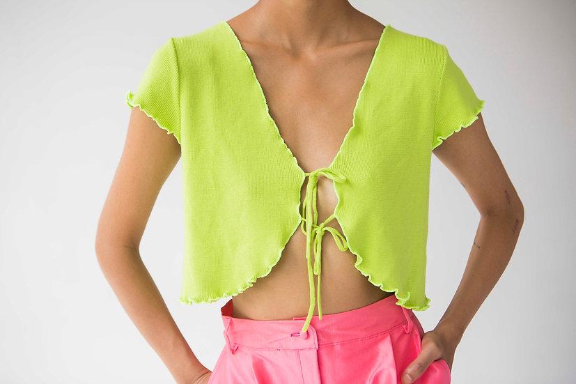 Gaiane Knit Top