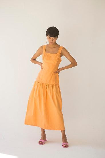 Cloti Cotton Dress