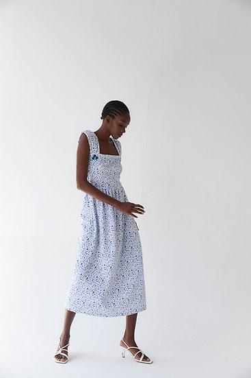 Liana Plush Dress