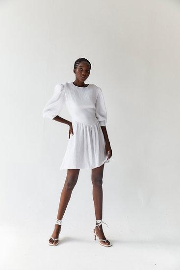 Anker Muslin Dress