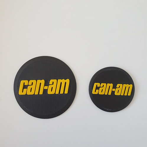 Front hood Badge [Can-Am] for Can-Am
