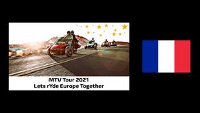 [FR Langue Française] MTV Tour 2021 - Traversons l'Europe ensemble [Lets rYde Europe Together]
