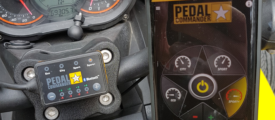 PEDAL COMMANDER All you need to know [Can-Am Spyder, Ryker & Slingshot]