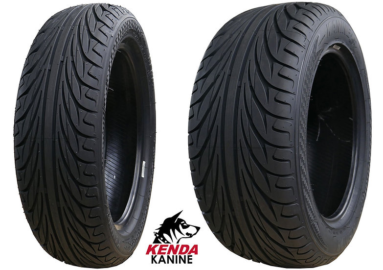 Kenda Kanine KR20 Front Set and Rear tire for  Can Am Spyder