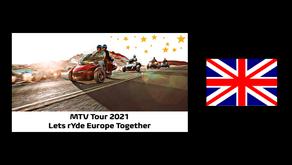 [EN language] MTV Tour 2021 - Lets rYde Europe Together