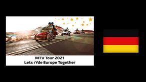[DE sprache] MTV Tour 2021 - Lasst uns Europa gemeinsam bereisen [Lets rYde Europe Together]