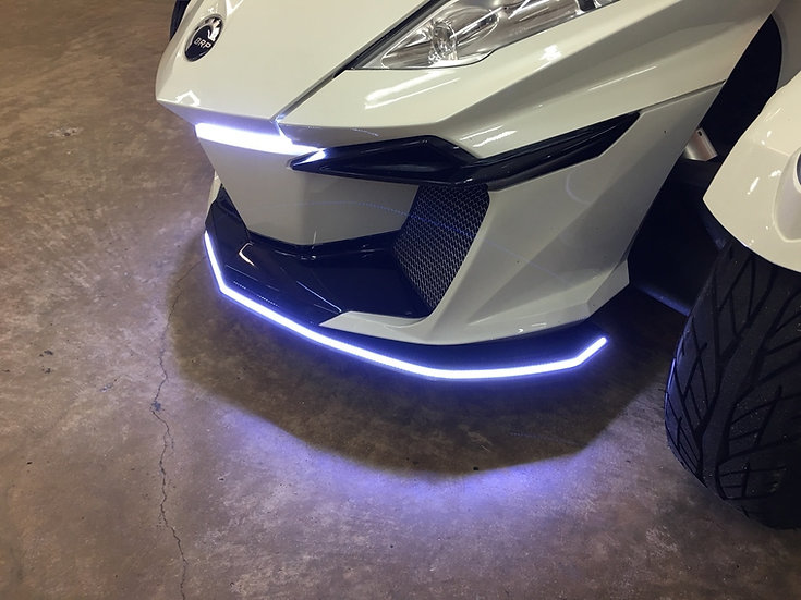 RT LED Bumpskid - PROTECTOR