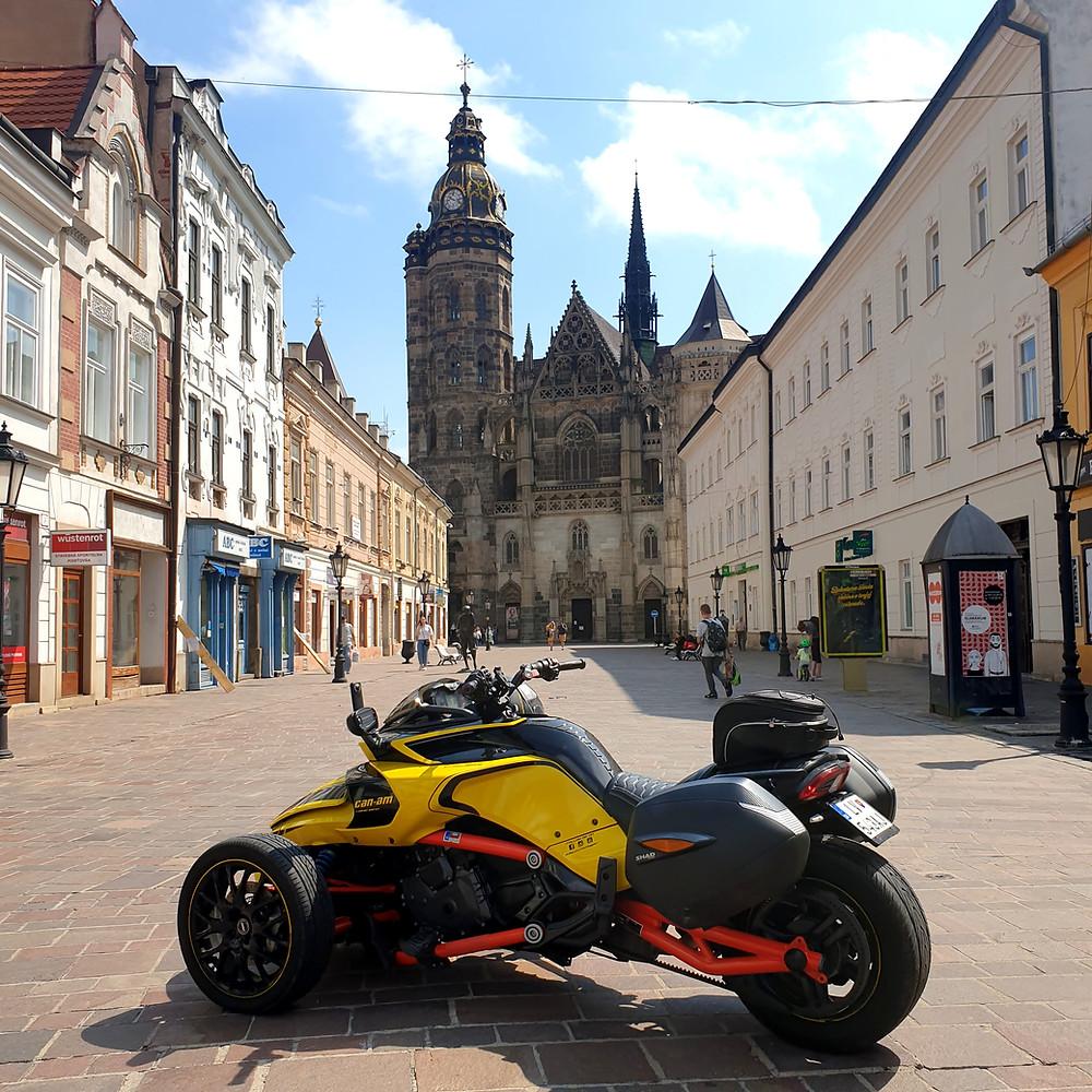Kosice city center