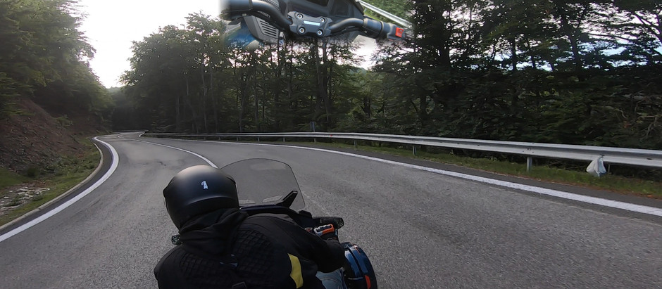 On-Board new BRP Can-Am Spyder RT 2020 Limited