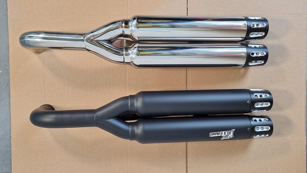 Can-Am Spyder RT / F3T / F3LTD 2014-2021 Crusher Series