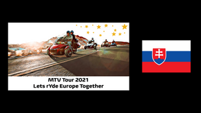 [SK jazyk] MTV Tour 2021 - Spoločne prejazdime Európu [Lets rYde Europe Together]