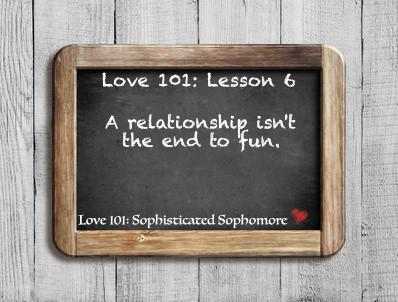 Love 101: Lesson 6