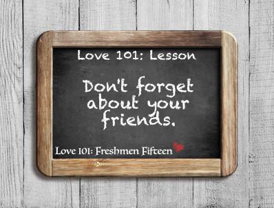Love 101: Lesson 2