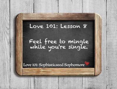 Love Lessons: Lesson 8