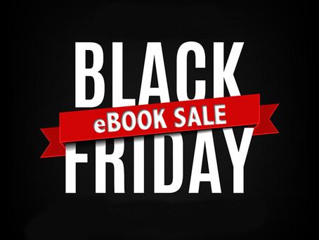 Black Friday eBook Sale!