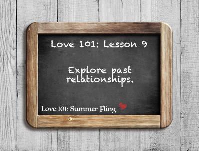 Love 101: Lesson 9