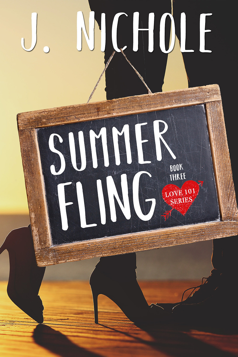 Summer Fling Book Cover