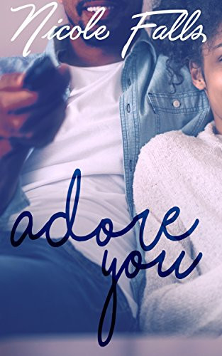 Adore You Book Cover
