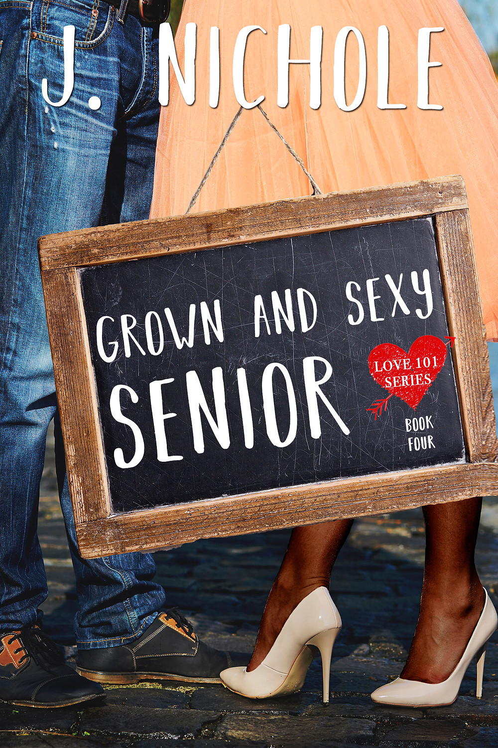 Grown & Sexy Senior Book Cover