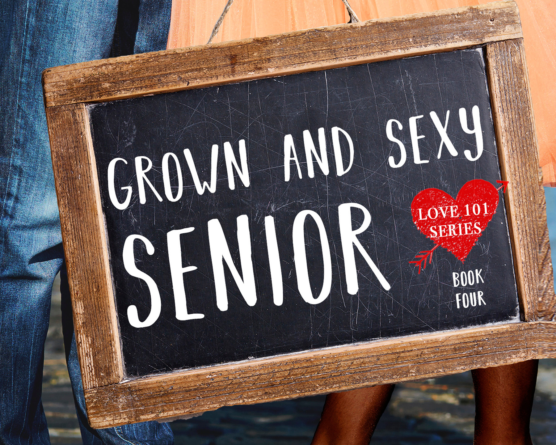 Grown and Sexy Senior