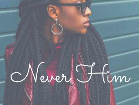 Never Him: An Enemies to Lovers Romance