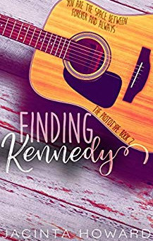 Finding Kennedy by Jacinta Howard