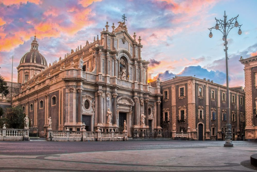 Catania's Cathedral