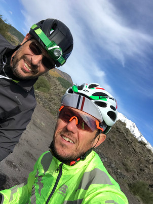 Mount Etna with e-mountainbike