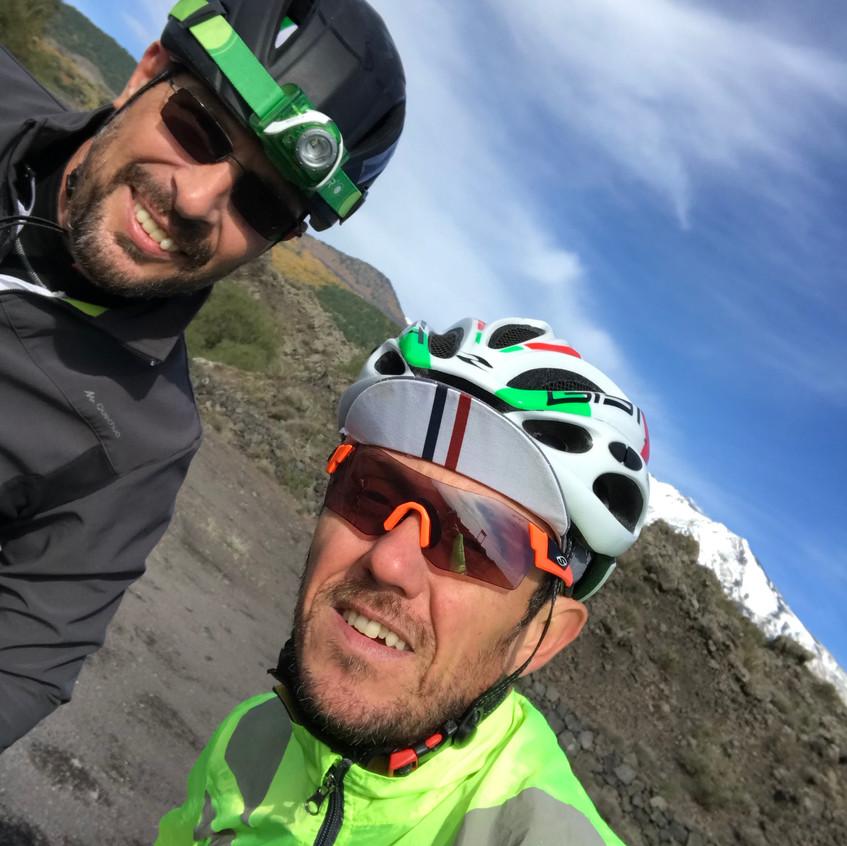 e-mountainbike Etna