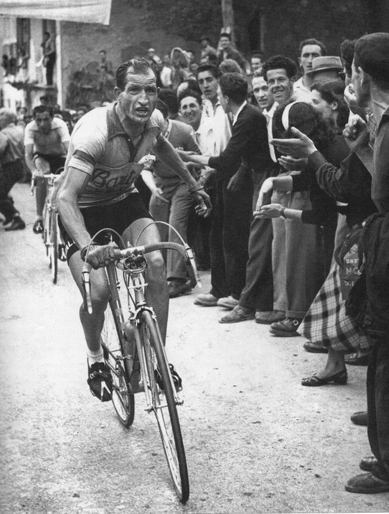 Gino Bartali: Cycling's Hero